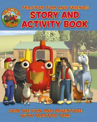 9780007189052: Tractor Tom - Tractor Tom and Friends: Story and Activity Book