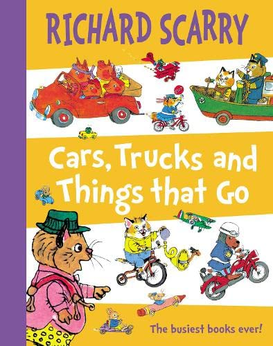 9780007189236: Cars, Trucks and Things That Go