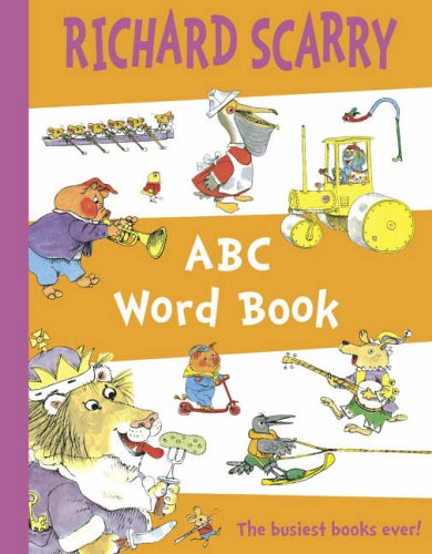 9780007189274: ABC Word Book