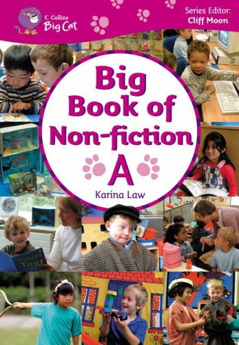 9780007189335: Collins Big Cat Big Books - Big Book of Non-fiction A: Band 00-02/Lilac-Red: Band 00 Lilac