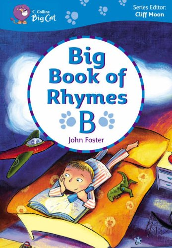 9780007189342: Collins Big Cat Big Books - Big Book of Rhymes B: Band 03-05/Yellow-Green: Band 03 Yellow