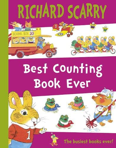 9780007189427: Best Counting Book Ever