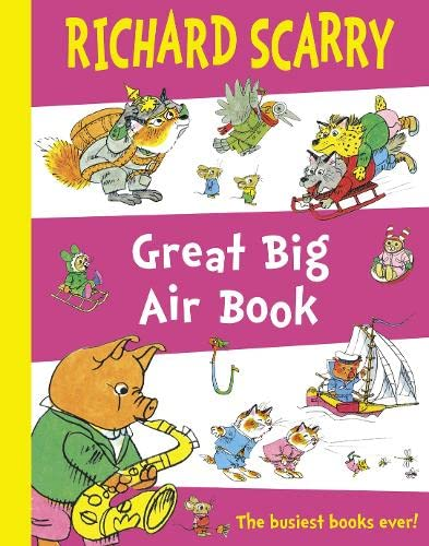 9780007189441: Great Big Air Book