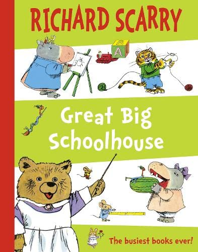 9780007189465: Great Big Schoolhouse