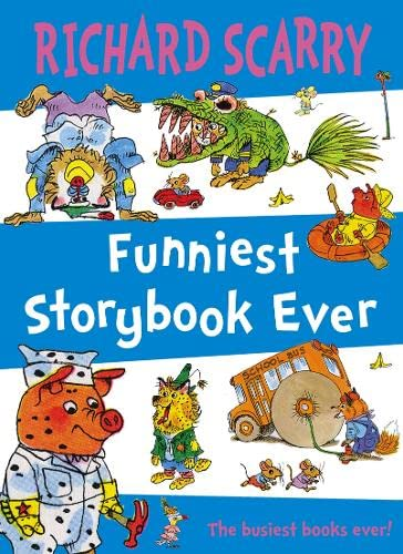 9780007189489: Funniest Storybook Ever
