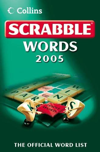 9780007190195: Scrabble Words