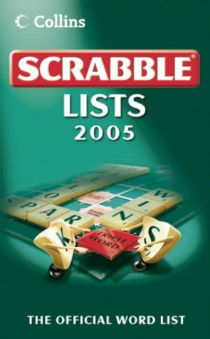 9780007190201: Scrabble Lists