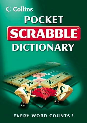 9780007190218: Collins Pocket Scrabble Dictionary