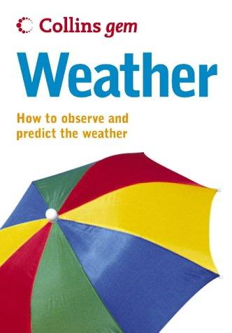 9780007190225: Weather (Collins Gem)