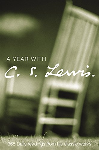 9780007190294: A Year with C. S. Lewis: 365 Daily Readings from His Classic Works