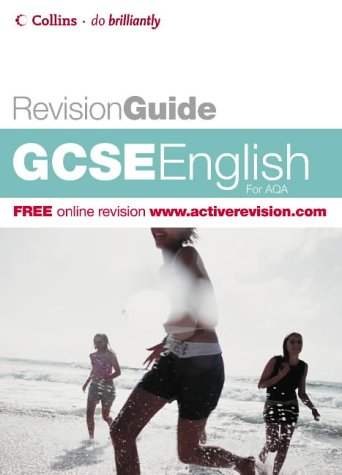 9780007190607: Do Brilliantly! Revision Guide - GCSE English AQA