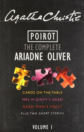 9780007190676: Poirot: The Complete Ariadne Oliver, Vol. 1