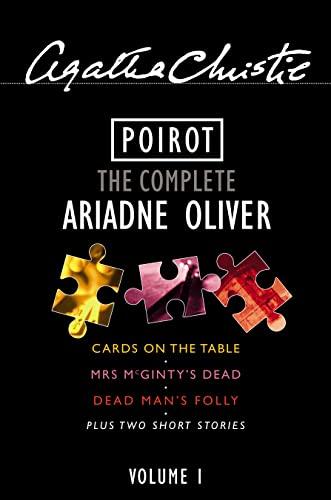 9780007190676: Poirot: The Complete Ariadne Oliver, Vol. 1