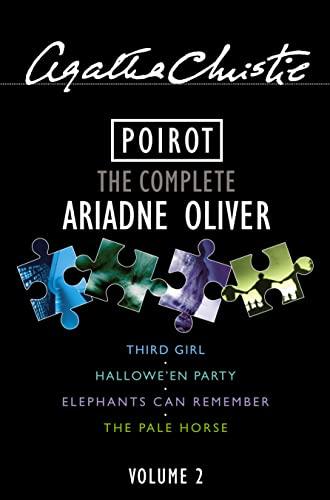 9780007190683: Poirot: The Complete Ariadne Oliver: Volume 2: Vol 2