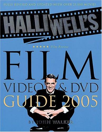 Halliwell's Film, Video and DVD Guide: John Walker; Leslie
