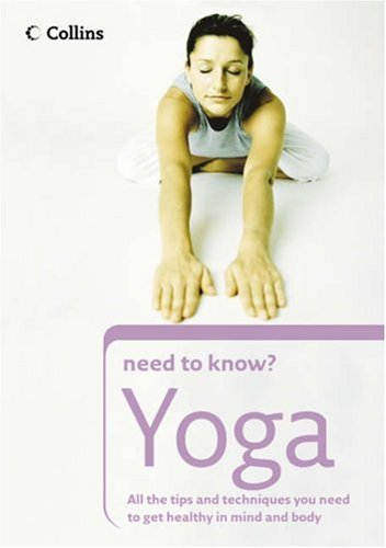 9780007190911: Collins Need to Know? - Yoga