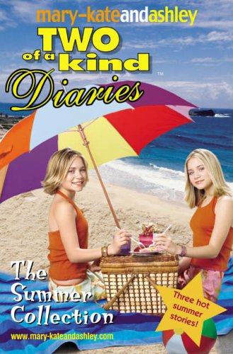 9780007190928: The Summer Collection: Bind-Up of Books 23-25 (Two Of A Kind Diaries)