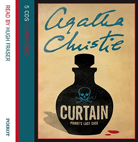 9780007191048: Curtain: Complete and Unabridged: Poirot's Last Case