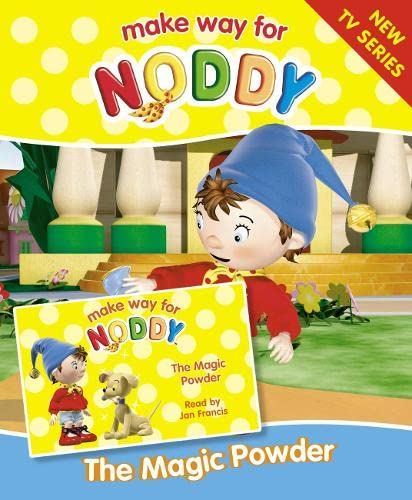 "9780007191277: The Magic Powder: Complete & Unabridged ( "" Make Way for Noddy "" )"