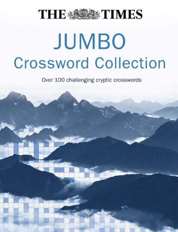 9780007191369: The Times Jumbo Crossword Collection (