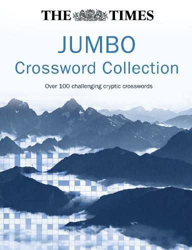9780007191369: The Times Jumbo Crossword Collection: Over 100 Challenging Cryptic Crosswords (