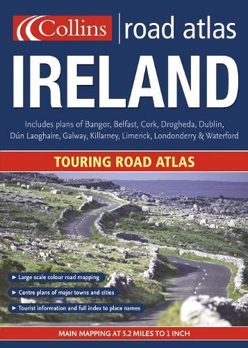 9780007191437: Road Atlas Ireland