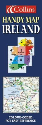 9780007191451: Handy Map Ireland
