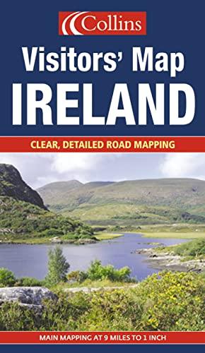9780007191468: Visitors' Map - Ireland