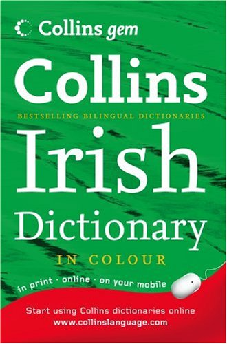 9780007191604: Collins Gem Irish Dictionary (Collins Gem)