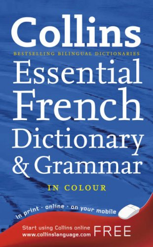 9780007191628: Collins French Essential (Dictionary and Grammar) (English and French Edition)