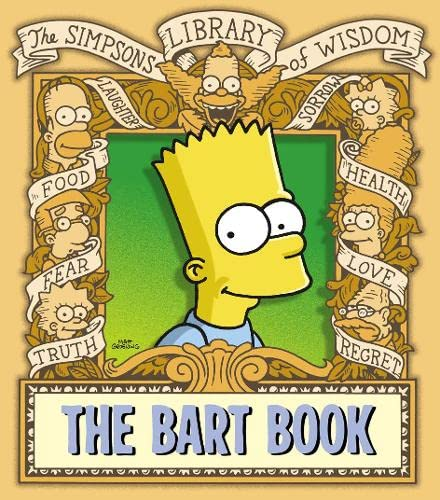 """9780007191697: The Bart Book (The """"Simpsons"""" Library of Wisdom)"""