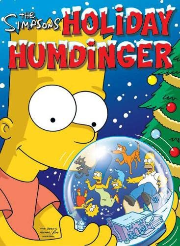 9780007191703: The Simpsons Holiday Humdinger