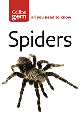 9780007191710: Spiders (Collins Gem)