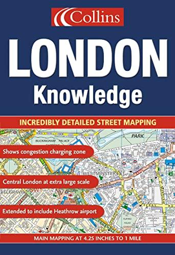 9780007192038: London Knowledge Atlas