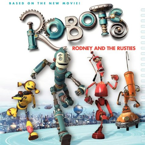 Robots - Rodney and the Rusties: Picture