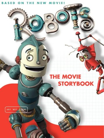9780007192250: Movie Storybook (Robots)