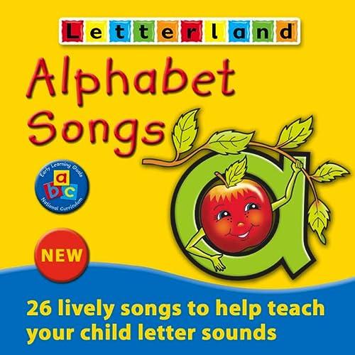 9780007192687: Letterland - Alphabet Songs