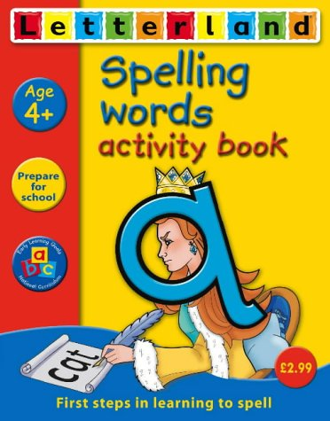 9780007192700: Spelling Words Activity Book (Letterland Activity Books)