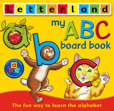 9780007192717: My ABC Board Book (Letterland Picture Books)