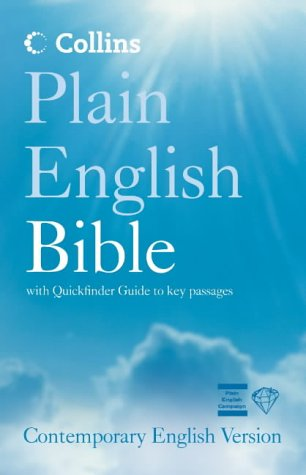 9780007192854: Collins Plain English Bible. Contemporary English Version: Collins Easy Access
