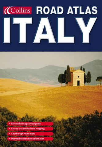 9780007192908: Collins Road Atlas Italy