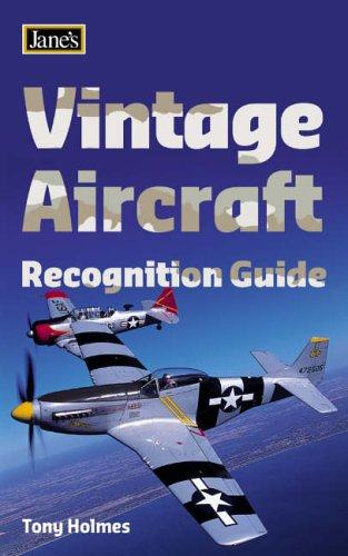 9780007192922: Vintage Aircraft Recognition Guide (Jane's) (Jane's Recognition Guide)