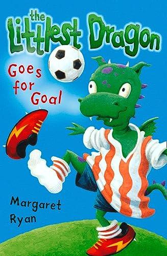 9780007192946: Littlest Dragon Goes for Goal (Roaring Good Reads)