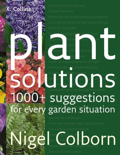 9780007193127: Plant Solutions