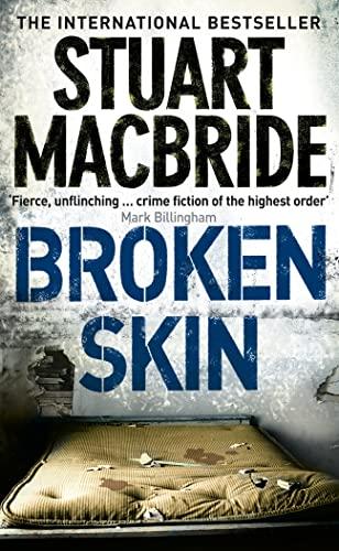 9780007193189: Broken Skin