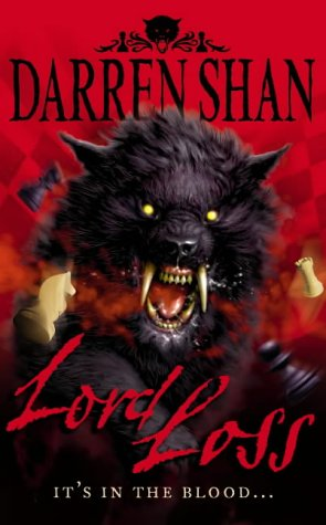 Lord Loss: Shan, Darren - SIGNED FIRST PRINTING