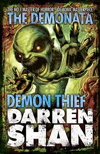 9780007193233: Demon Thief (The Demonata)