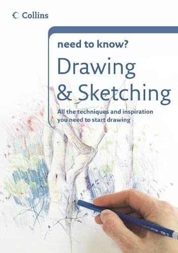 9780007193271: Drawing and Sketching (Collins Need to Know?)