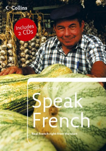 9780007193295: Collins Need to Know? - Speak French