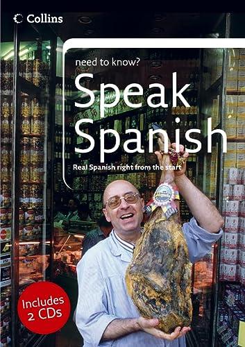 9780007193301: Collins Need to Know? - Speak Spanish